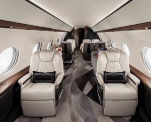 jets privés de luxe
