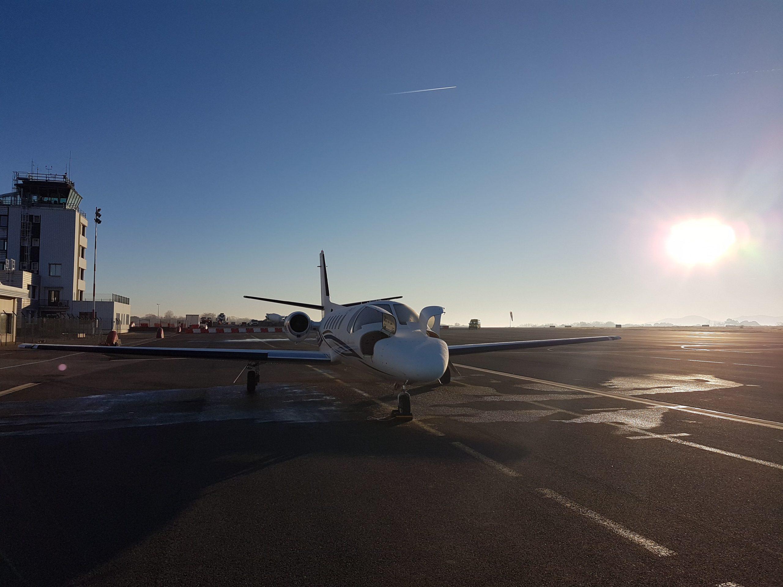 Devenir pilote de jet privé