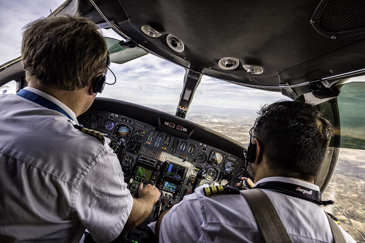 Entretien pilote jet privé 1