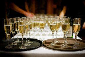 Jet privé champagne