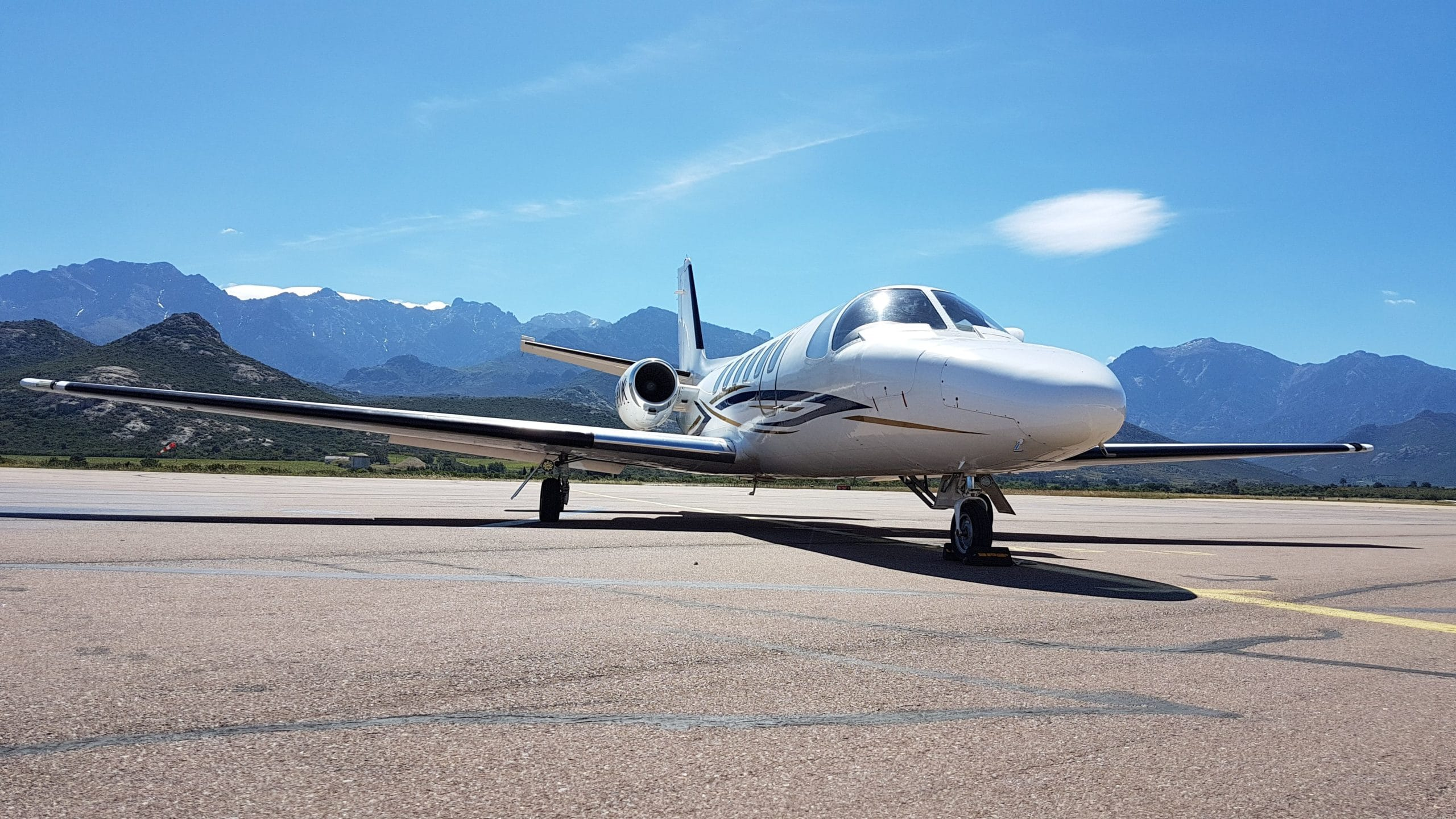 Entretien pilote jet privé 6