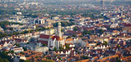 Location de jet privé à Augsburg