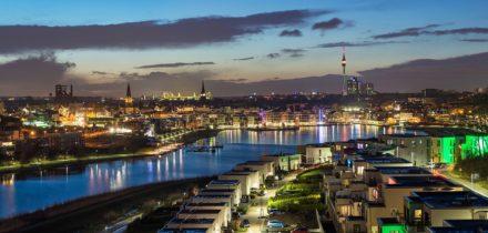 Location de jet privé et hélicoptère à Dortmund