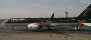 Boeing de Donald Trump