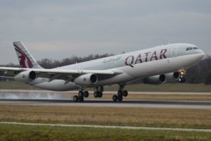 Exemple d'un jet Qatar Amiri Flight