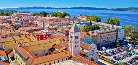 Location de jet privé et hélicoptère à Zadar Zemunik