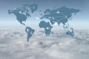 aeroport plus fréquente au monde