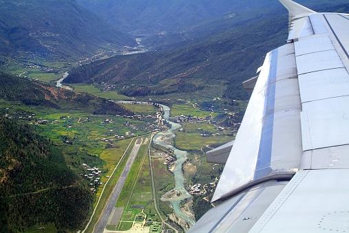 Aéroport international de Paro – Bhoutan