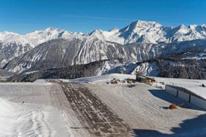 Altiport de Courchevel