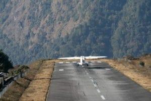 Aéroport Tenzing-Hillary – Népal