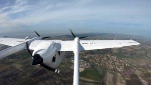 premier vol Cassio 1 jet privé hybride