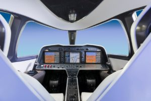 cockpit jet privé alice