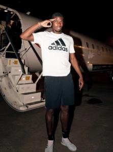 private jet Paul Pogba