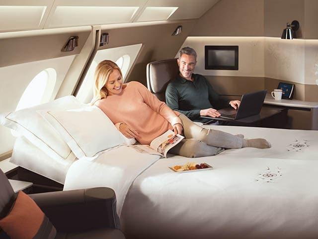 première classe ou jet privé