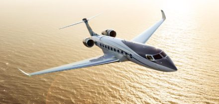 Location Gulfstream G700