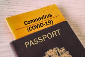 pass sanitaire et jet privé