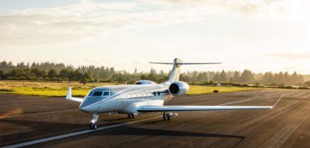 location jet privé Gulfstream G600