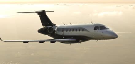 Location Jet privé - Legacy 500