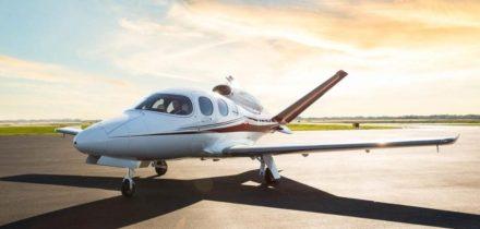 Location jet privé - Vision Jet SF50