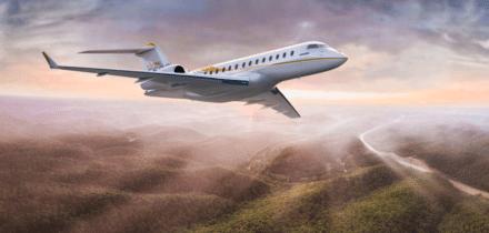 Location Jet privé - Global 5500