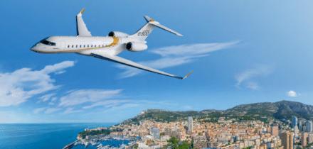 Location Jet privé - Global 6500