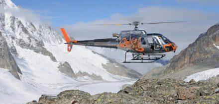 Location hélicoptère - H125