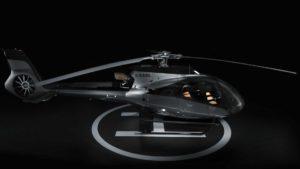 hélicopter ACH 130 Aston Martin