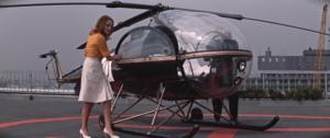 hélicopter James Bond