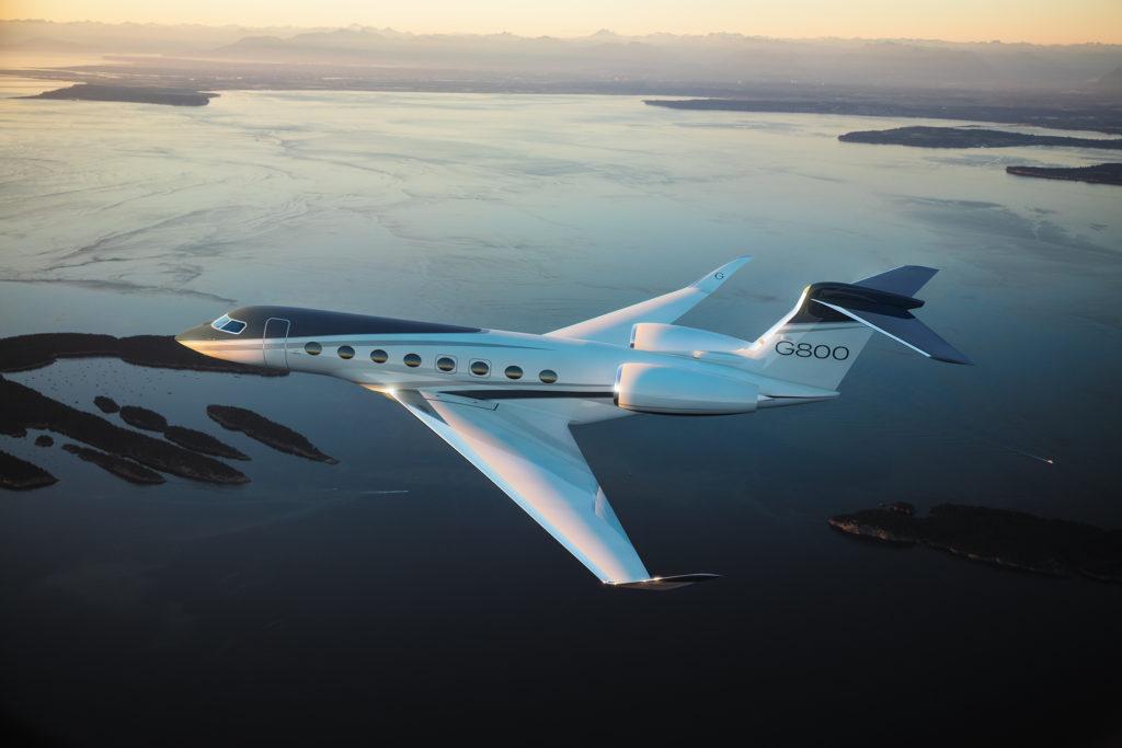Gulfstream G800